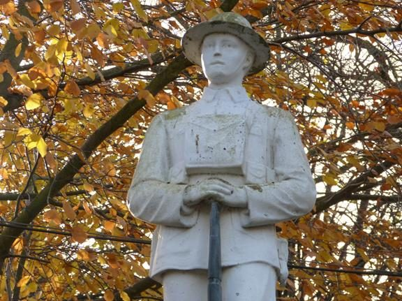 Dronfield War Memorial: A Fitting Tribute