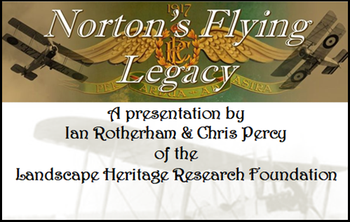 Norton's Flying Legacy